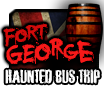 Haunted Hamilton presents a Haunted Bus Trip to FORT GEORGE in Canada's MOST HAUNTED Town, Niagara-on-the-Lake, Ontario, Canada